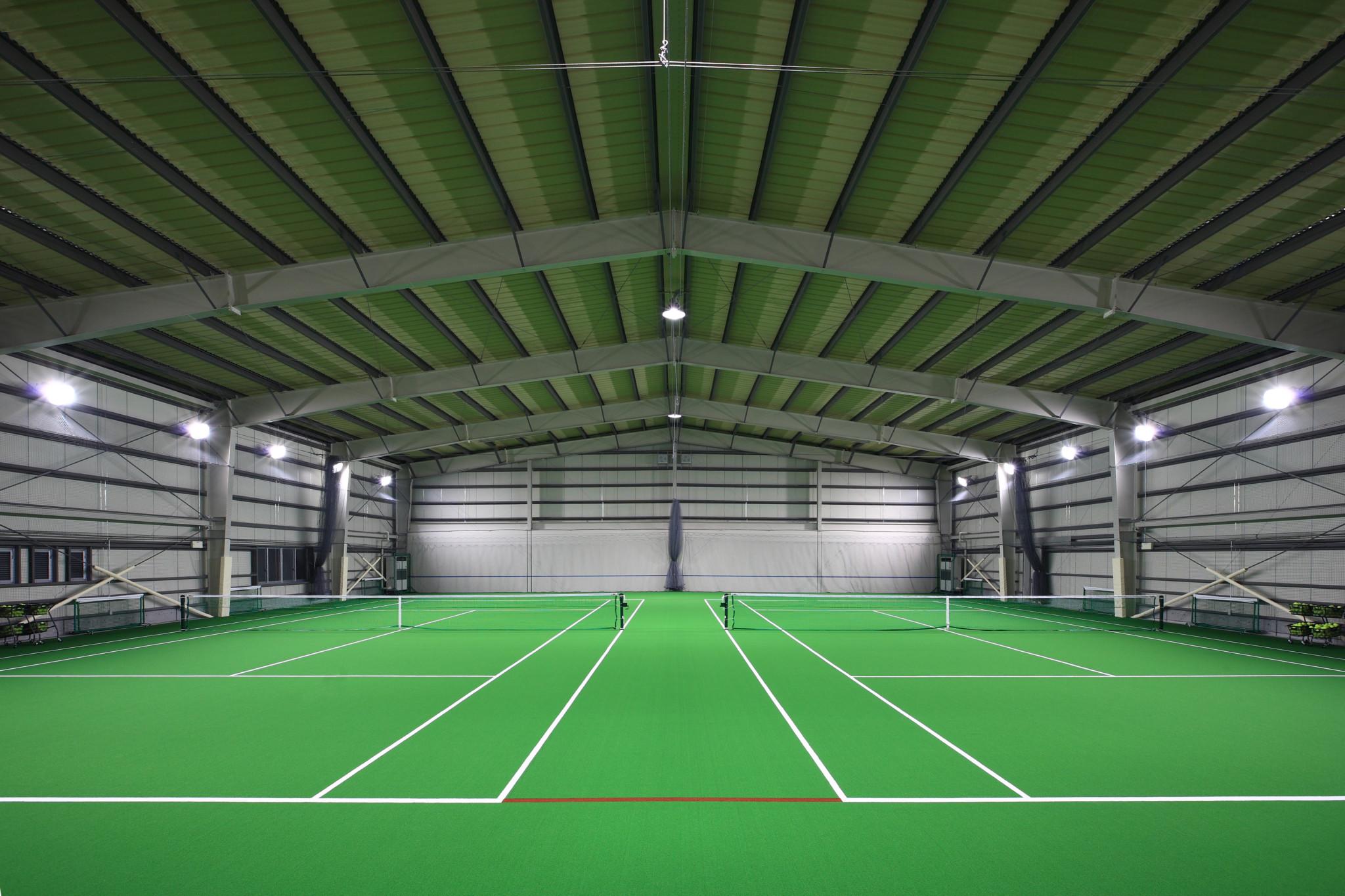 滝ノ水インドアテニススクール